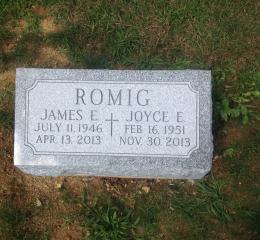 Romig-James