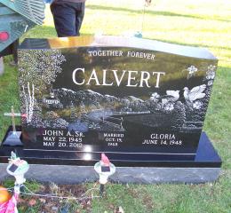 Calvert-John