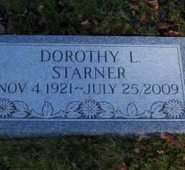 Starner-Dorothy