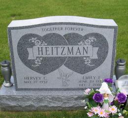 Heitzman-hervey