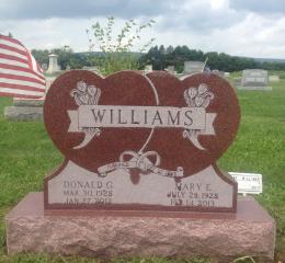 Williams-Donald