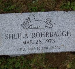 Rohrbaugh-Sheila
