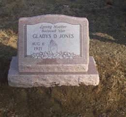 jones-gladys